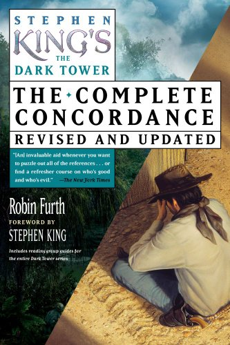 Stephen King's The Dark Tower Concordance PDF