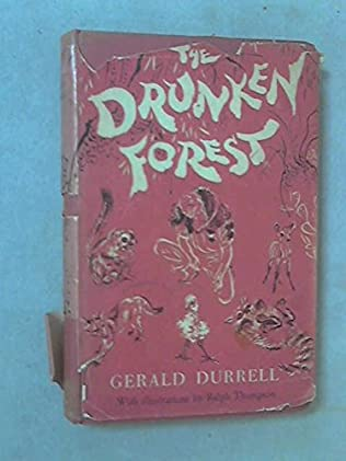book cover of The Drunken Forest