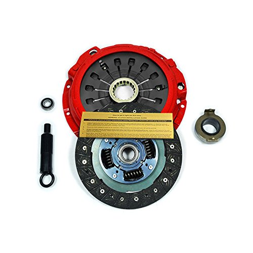 Mitsubishi Eclipse Gts - EFT STAGE 1 CLUTCH KIT 2000-05 MITSUBISHI ECLIPSE GT GTS FITS ALL 3.0L V6 MODEL