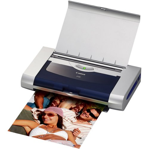 Inkjet Printers Ip90 (Canon PIXMA iP90 Photo Inkjet Printer (9466A001))