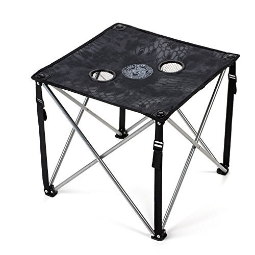 lucky-bums-quick-camp-table-with-cup-holders-kryptek-typhon