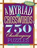 A Myriad of Crosswords, Stanley Newman, 0517225654