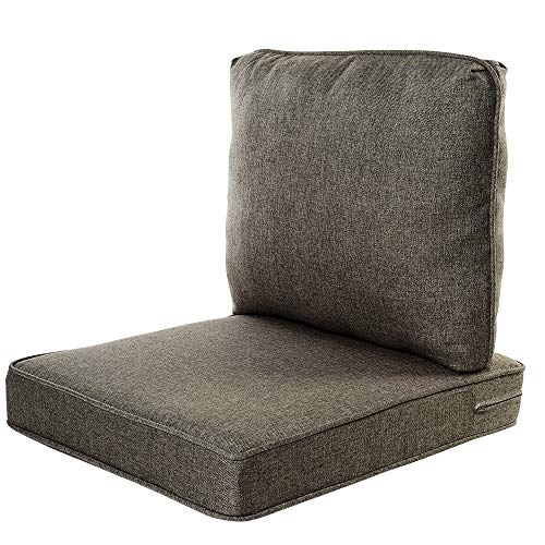 Quality Outdoor Living 29-GY02SB Chair Cushion, 22