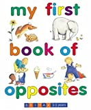 My First Book of Opposites, Janet Allison Brown, 1858545307