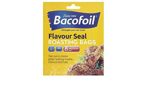 Bacofoil sabor Seal - Bolsas para asar (2 unidades, tamaño ...