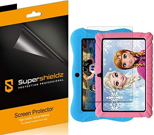 (3 Pack) Supershieldz for Contixo 7 inch Kids Learning Tablet (V8-2 and V9-3) Screen Protector, Anti Glare and Anti Fingerprint (Matte) Shield