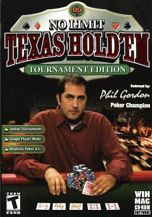 No Limit Texas Hold'em Tournament Edition 2006 - PC
