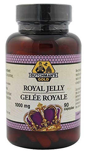 Dutchman's Gold Royal Jelly 1000 mg 90 capsules Review
