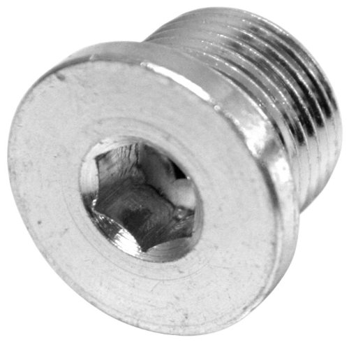 (Bikers Choice O2 Sensor Port Plug 18MM for Harley)