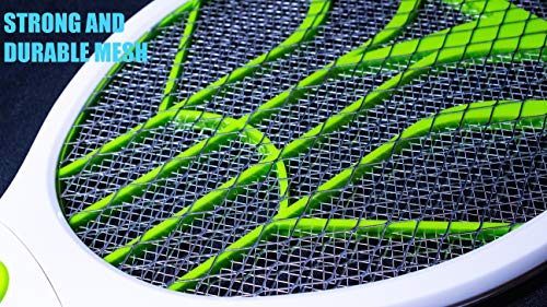 Weird Wolf (Formerly Viola) Heavy Duty Mosquito Bug Zapper Killer Racquet Bat with Powerful Battery and 6 Month Warranty 5