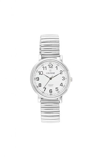 Colmar analógico-1670 Reloj hombre de pulsera analógico: Amazon.es: Relojes