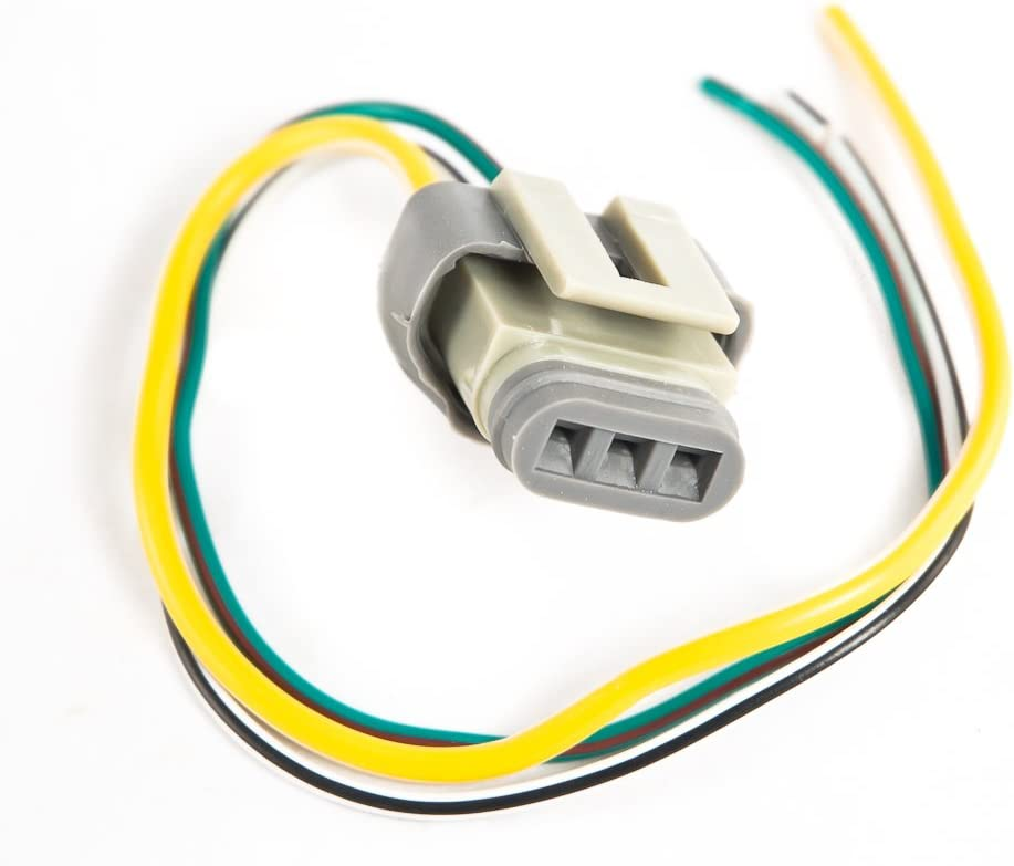 Amazon.com: 1986-1993 Mustang Alternator Harness Connector Plug: Automotive | Mustang Alternator Wiring Harness |  | Amazon.com