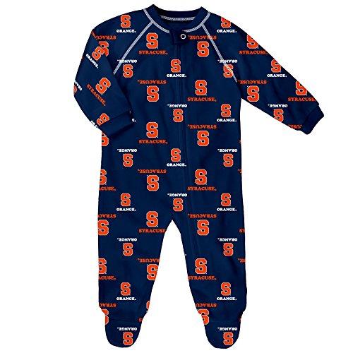 ncaa-syracuse-orange-newborn-raglan-zip-up-coverall-dark-navy-0-3-months