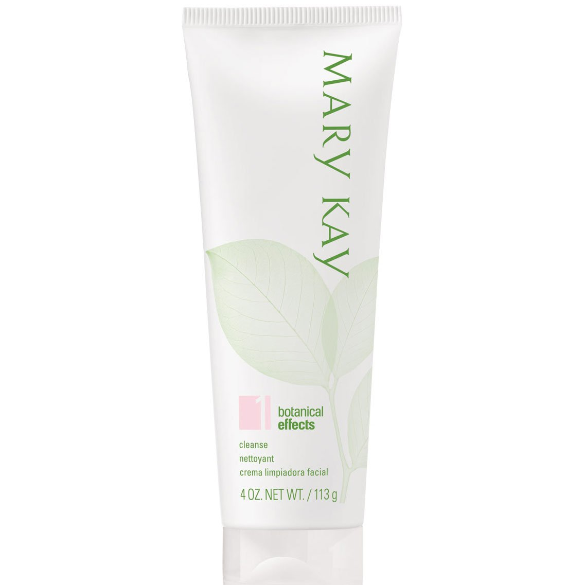 Mary Kay Botanical Effects Facial Cleanse Formula 1 4 oz. Net Wt / 113 g - Dry Skin