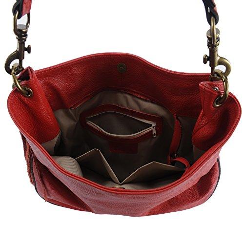 BAG Rouge OH Main MY Modèle à Clair femme Sac cuir Marceau FppwBxq5