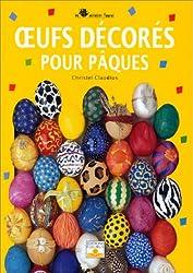 Oeufs décorés pour Pâques
