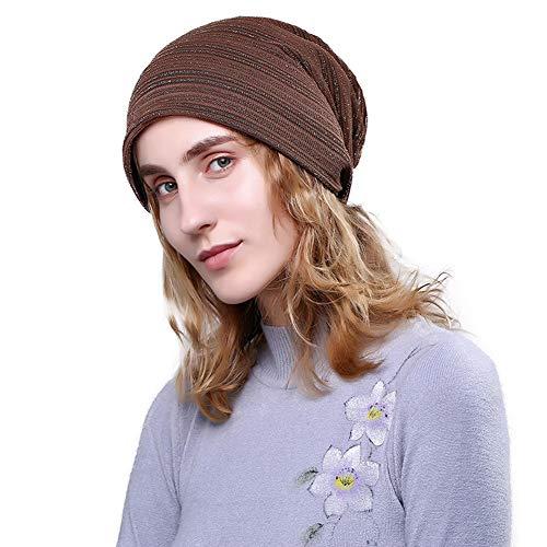 Winter Brown and Thickening Plus Ms Caps Cotton Baotou Autumn Fuchsia Cap 6TZnwvqR