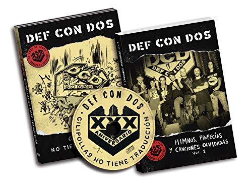 Def Con Dos - Gilipollas No Tiene Traducción Edición Firmada: Def Con Dos, Def Con Dos: Amazon.es: Música