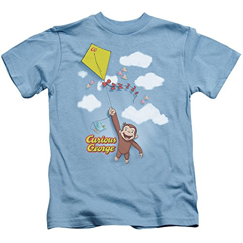 Curious George Flight Carolina T Shirt