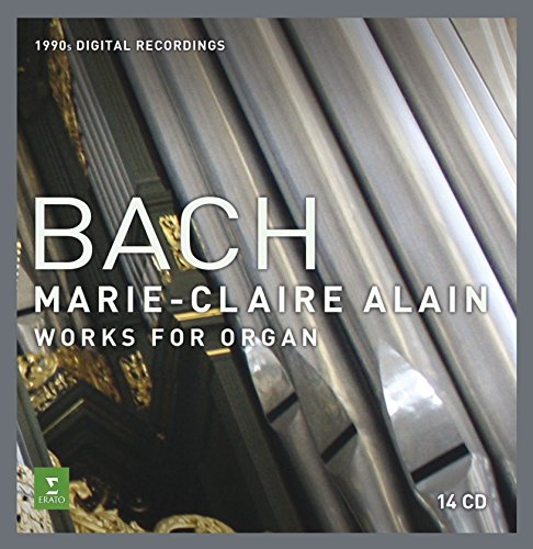 (Bach: Complete Organ Works)