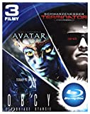 Obcy 2 / Avatar / Terminator [BOX] [3Blu-Ray] (English audio. English subtitles)