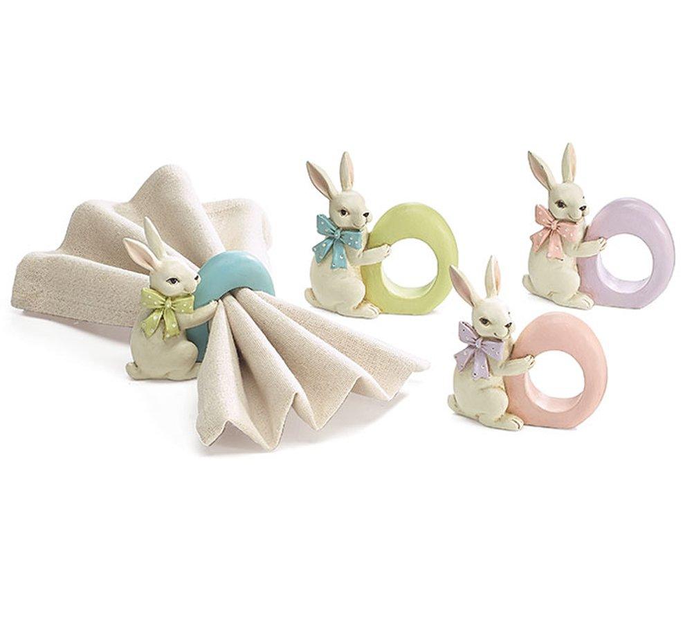 Easter Bunny Napkin Rings