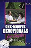 img - for One-minute devotionals for couples book / textbook / text book