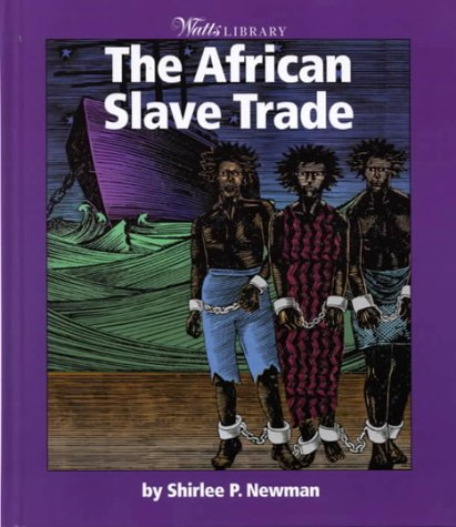 Download The African Slave Trade (Watts Library: History of Slavery) pdf