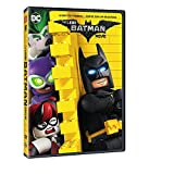 The LEGO Batman Movie (DVD, 2017) Animation, Action, Adventure, NEW Brusco US