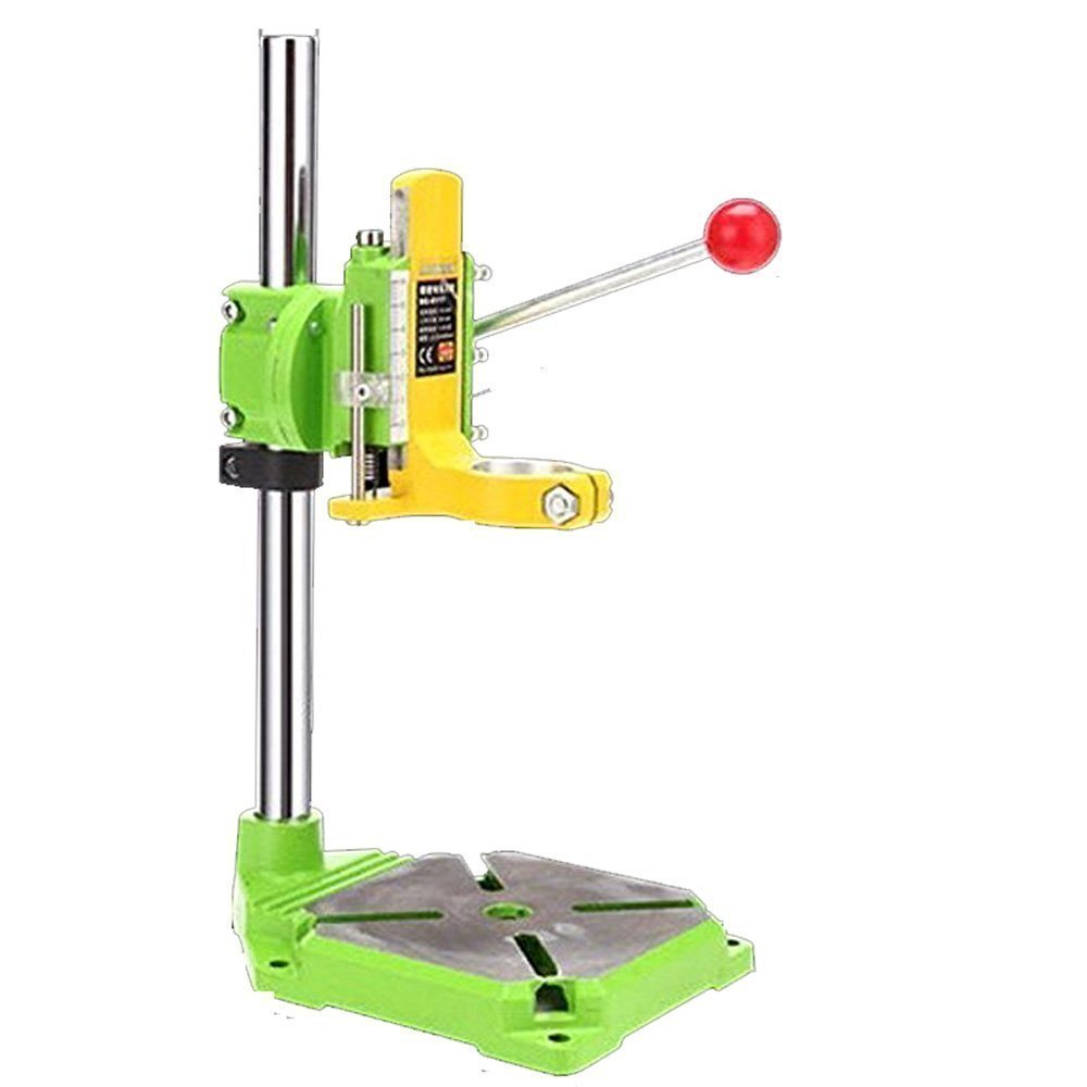 Xiangtat Bench Drill Stand/Press Mini Electric Drill Carrier Bracket 90° Rotating Fixed Frame Lotus Mall