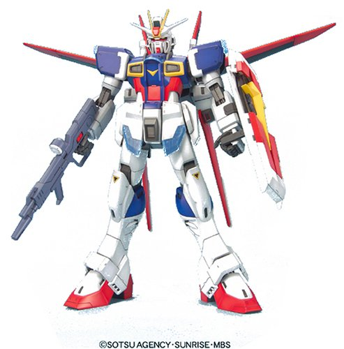 Gundam Seed Destiny Force Impulse Gundam 1/60 Scale by Bandai ()