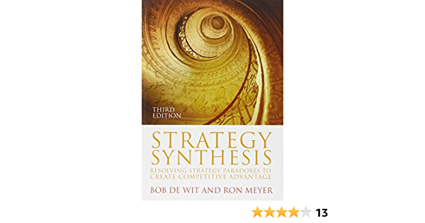 Strategy Synthesis: Resolving Strategy Paradoxes to Create ...