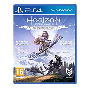 Horizon Zero Dawn: Complete Edition Ps4 Playstation 4 Game