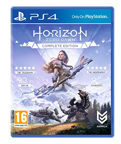 Horizon Zero Dawn: Complete Edition (Horizon Zero Dawn Playstation 4 Collectors Edition)