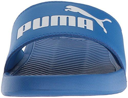 Y Strong Playa White De Puma Adulto puma Blue Piscina Unisex Popcat Zapatos a81nx