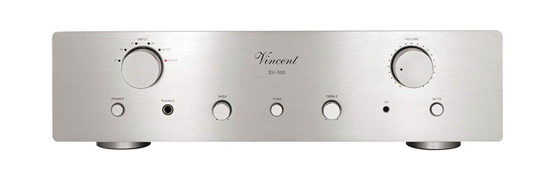 Vincent Amplificador Hybrid SV de 500 plata: Amazon.es ...
