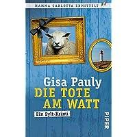 Die Tote am Watt: Ein Sylt-Krimi: 1
