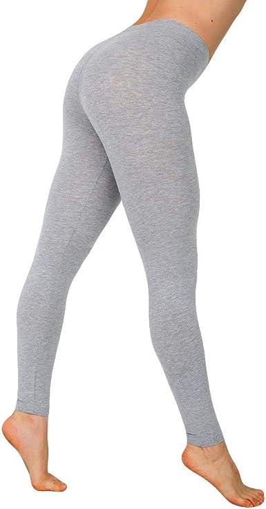 Gym Pantalon Yoga Sport Femme ado Fille Legging Taille Haute