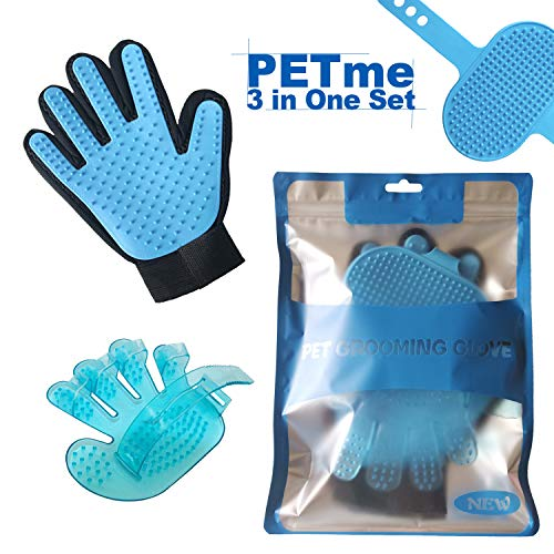 Pet Brush Kit Blue