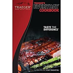 Traeger MSC106 Everyday BBQ Cookbook Grill Guide from famous Traeger