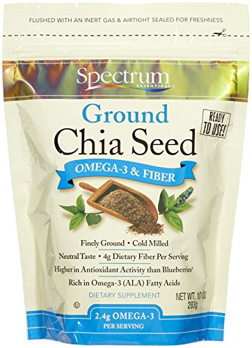 Spectrum Essentials Ground Chia Seeds