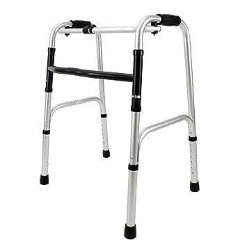walking frames Yeah-hhi Ancianos Andador Aluminio Plegable ...