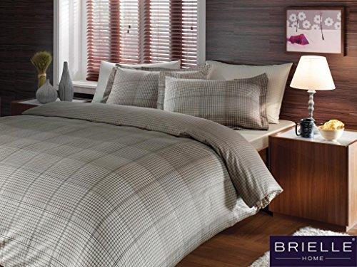 Brielle Bamboo Graph Duvet Giftable