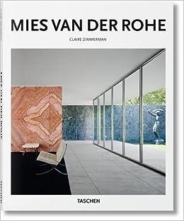 Mies Van Der Rohe Amazonde Claire Zimmerman Fremdsprachige Bücher