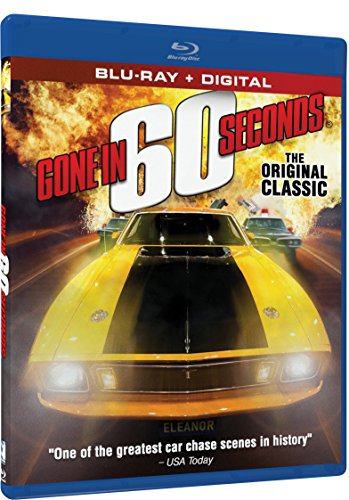 Gone in 60 Seconds - Blu-ray