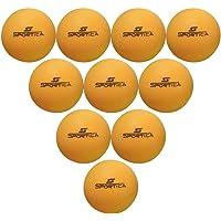 10 Adet Turuncu Pinpon, Kutusuyla Birlikte Masa Tenisi Oyun Topu