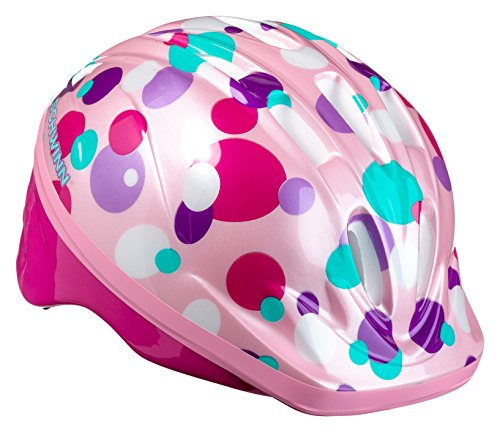 Schwinn Toddler's Carnival Girl Helmet (Toddler Helmet 3 Year Old Girl)