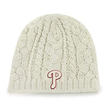 f3c59d7e0 Amazon.com : '47 Philadelphia Phillies Women's Shawnee White Skull ...