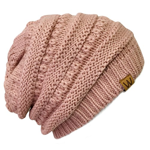Wrapables Slouchy Winter Beanie Cap
