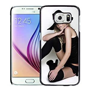 New Personalized Custom Designed For Samsung Galaxy S6 Phone Case For Abigail Clancy Hot Phone Case Cover